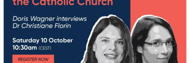 Vídeo: Why Women Must Speak About Power in the Catholic Church