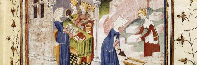 "Roser Solé: ""Christine de Pizan"""